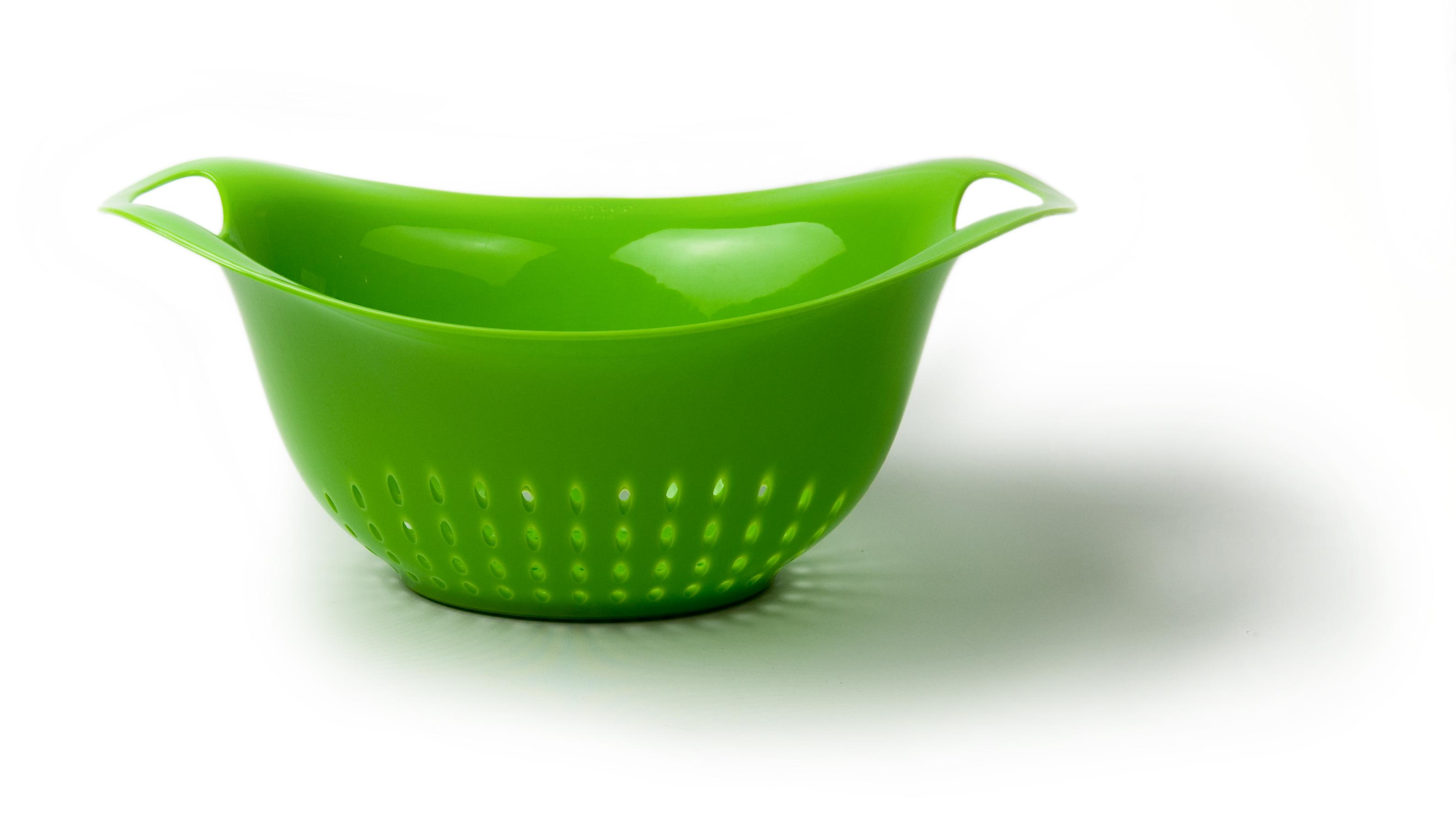 Architec Gripper Colander 4 Qt, Green by Architec
