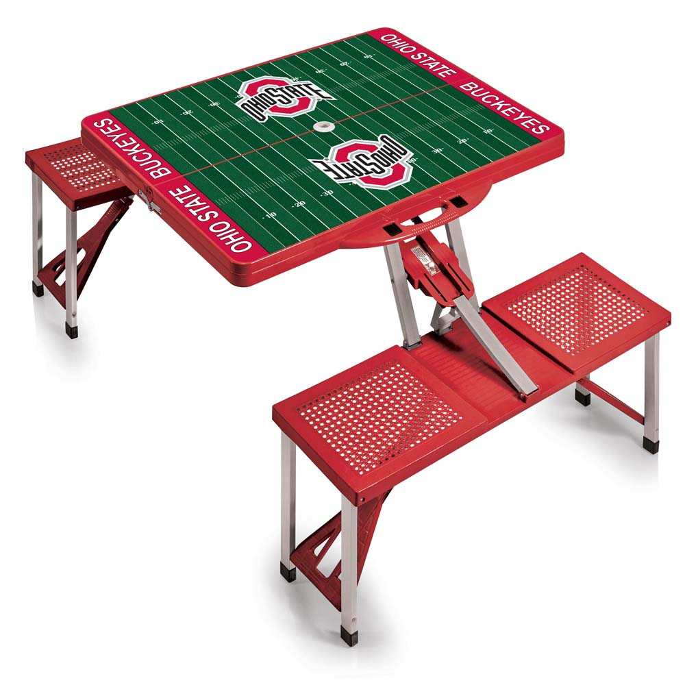 Ohio State Picnic Table (Red)