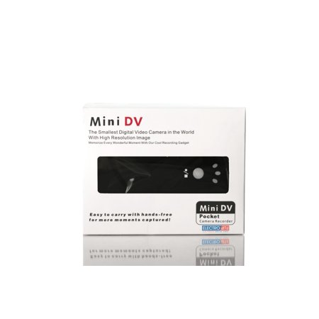 Anti-Theft Video Camera Small DVR Rechargeable Video Audio