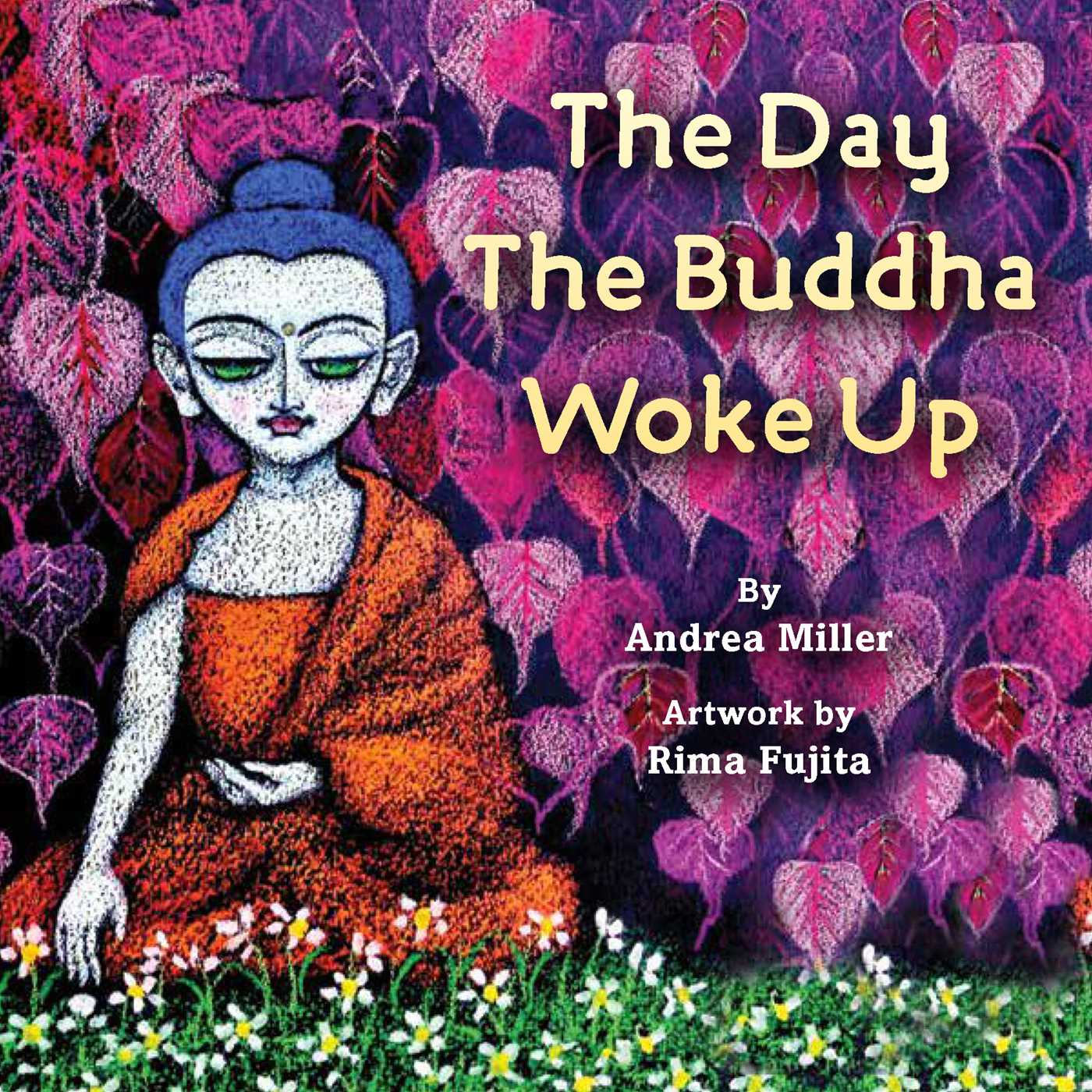 The Day the Buddha Woke Up (Board Book)
