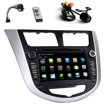 GPS Android 5.1 Capacitive Touchscreen BT Music Audio Video Car Stereo Automotive Radio Car DVD Player For... by