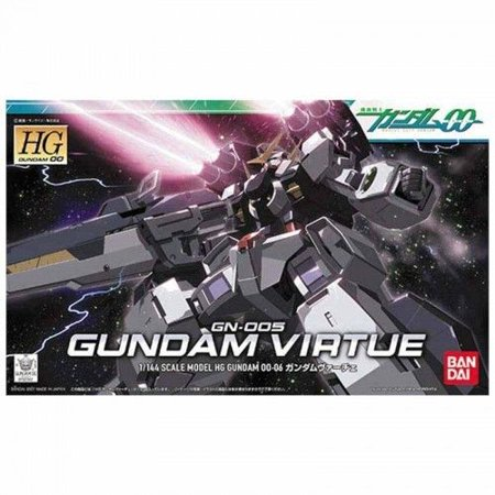 1 144 Gundam - Bandai Hobby HG 06 GN-005 Gundam Virtue 1/144 Scale Model Kit