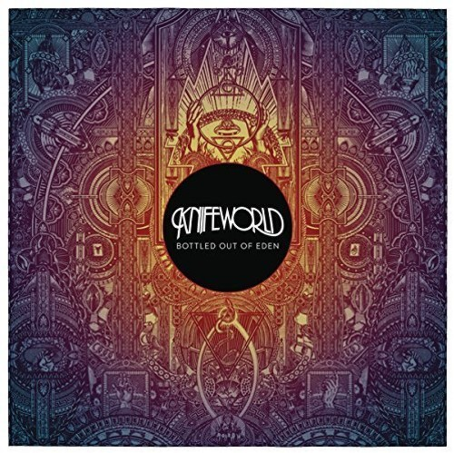 Knifeworld Bottled Out of Eden [CD] by Insideout Music