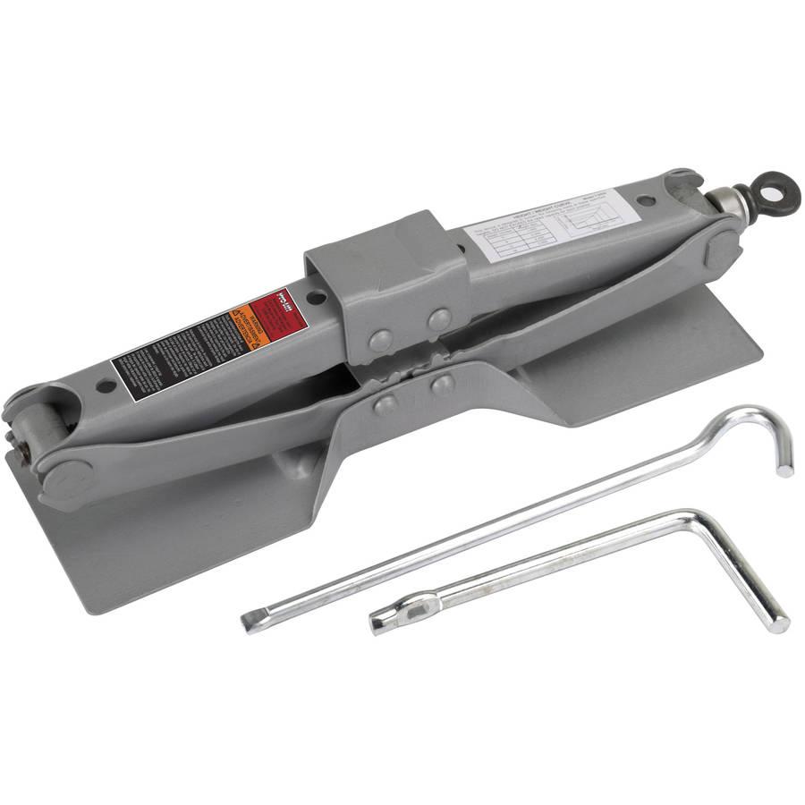 Pro-Lift T-9456 Grey Scissor Jack, 3000 lb. Capacity