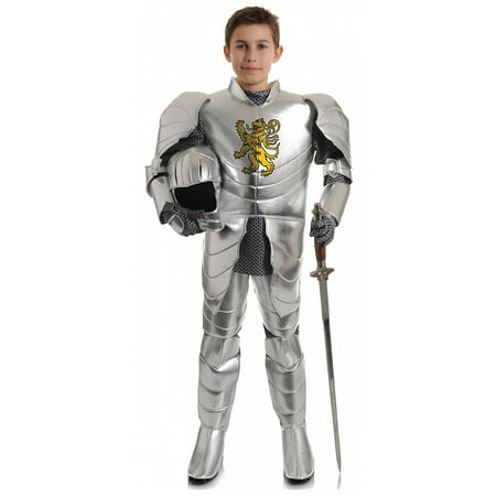 Knight Child Costume - Medium](Evil Knight Costume)