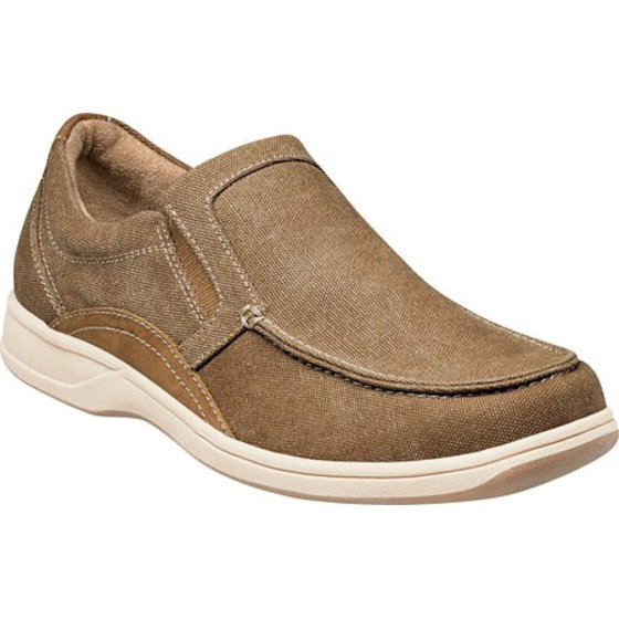 7efd6b3e6eb Florsheim - New Florsheim Mens Sand Loafers Size 11 (2E) - Walmart.com