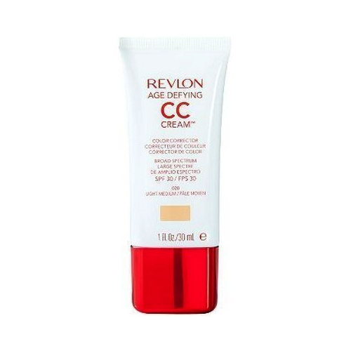 REVLON Age Defying CC Cream - Light Medium 020 (3 Pack) - image 1 of 1