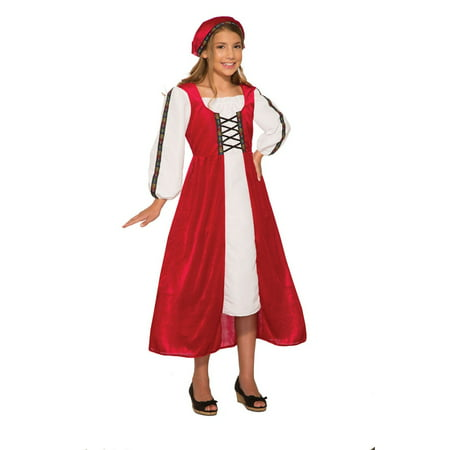 Girls Renaissance Faire Girl Costume - Renaissance Festival Costumes For Sale