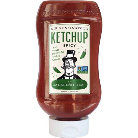 Spicy Corn Relish - Sir Kensington's Spicy Ketchup 20 oz