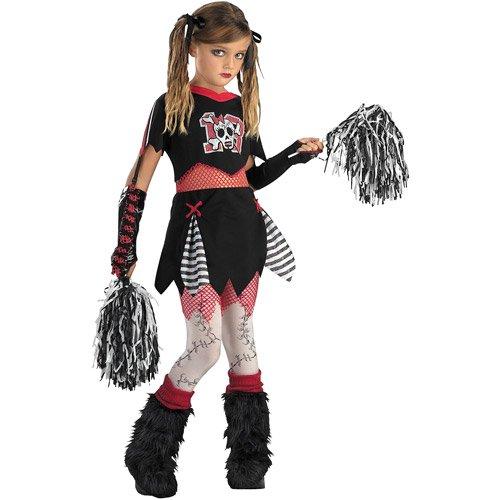 sc 1 st  Walmart & Cheerless Leader Child Halloween Costume - Walmart.com