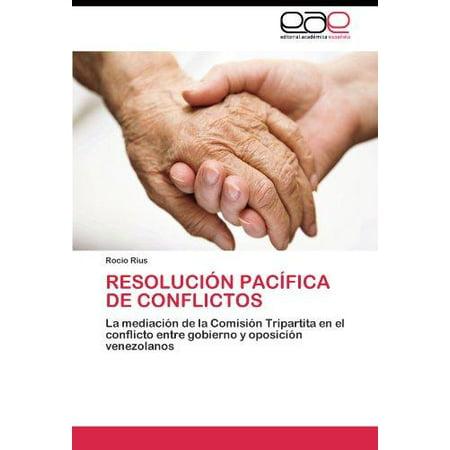 Resolucion Pacifica de Conflictos - image 1 of 1