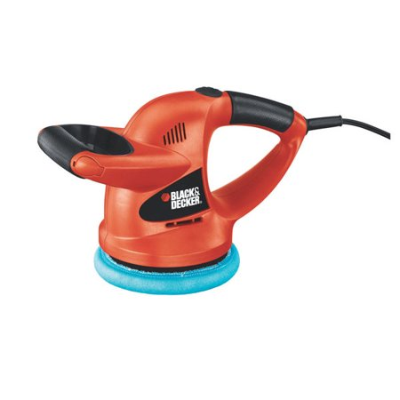Polished Auto - Black & Decker WP900 6 in. Random Orbit Waxer-Polisher