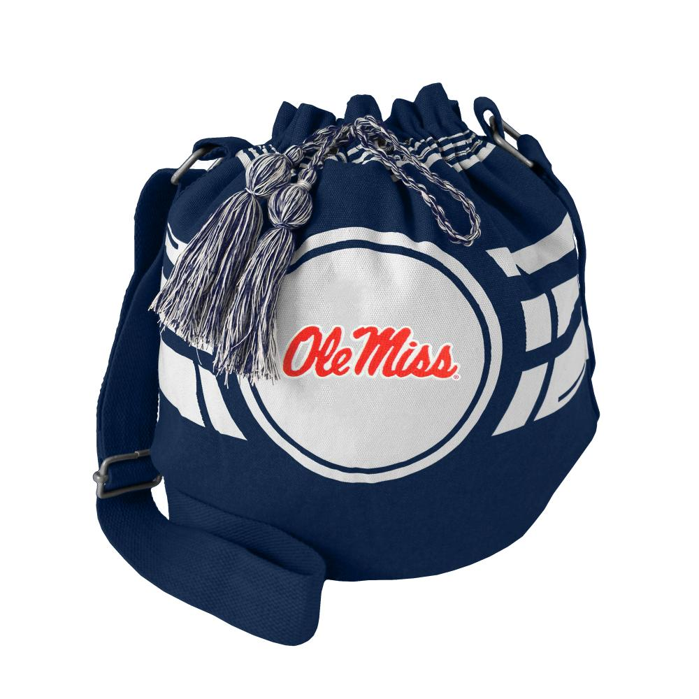 Mississippi Ripple Drawstring Bag