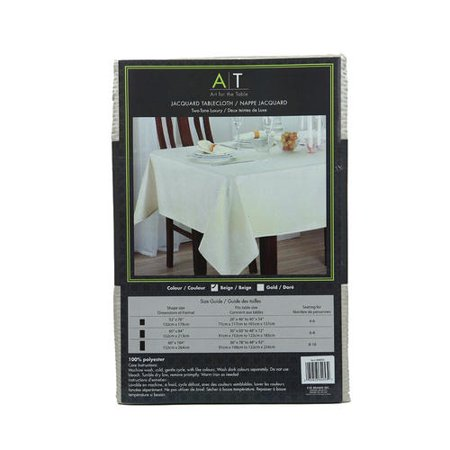 "Tablecloth Table Cover Rectangular Kitchen Dining 52"" x 70"" 1Pc - image 3 de 3"