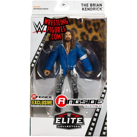 The Brian Kendrick - WWE Ringside Exclusive Toy Wrestling Action Figure ()