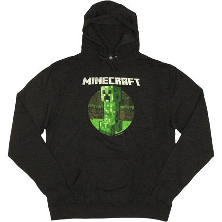 Minecraft Creeper Hoodies (Retro Creeper Hoodie)