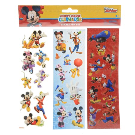 - Licensed Kids Crafting Stickers Art Supplies Stocking Stuff (Many Characters)