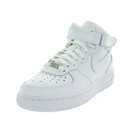 Nike Kids Air Force 1 Mid  Gs  Basketball Shoe