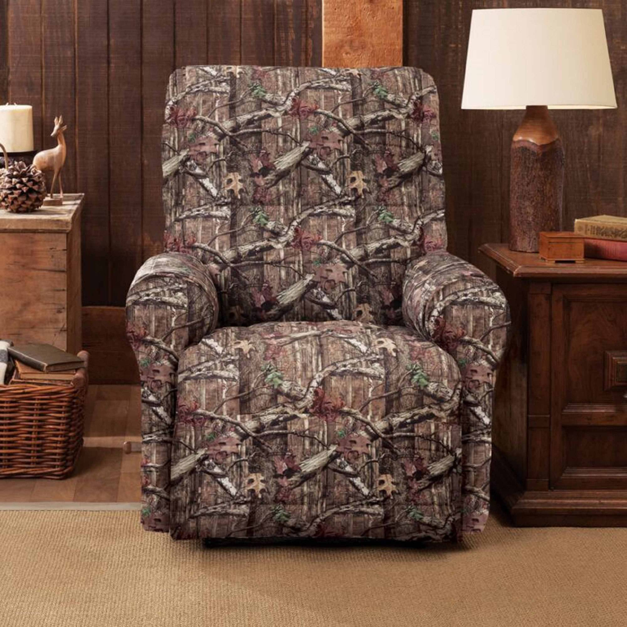 furniture mocha gallery reclining couch couches camo fabric sofa camouflage set sectional and