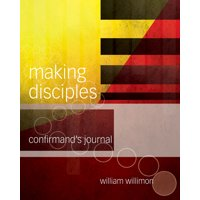 Making Disciples: Confirmand's Journal (Paperback)