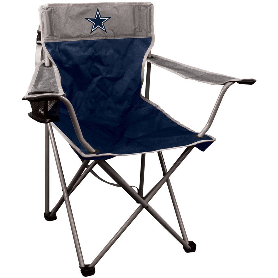NFL Dallas Cowboys Halftime Quad Chair by Rawlings