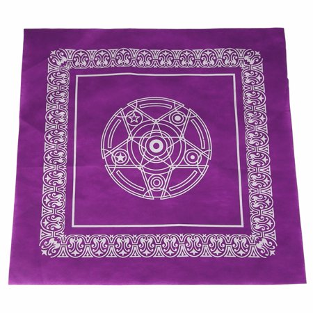 Tarot Cloth Non-woven Board Game Pentacle Tarot Table Cover Playing Cards 19