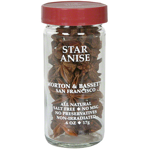 Morton & Bassett Spices Star Anise, 6 oz (Pack of 3)