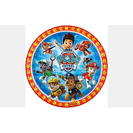 Paw Patrol Edible Image Photo 8 Round Cake Topper Sheet