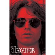 "Trends International The Doors Red Wall Poster 22.375"" x 34"""
