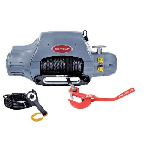 Comeup 293222 9,500 lbs. 5.0HP SELF RECOVERY WINCH Seal 9.5si USA / 12V, W/ CH