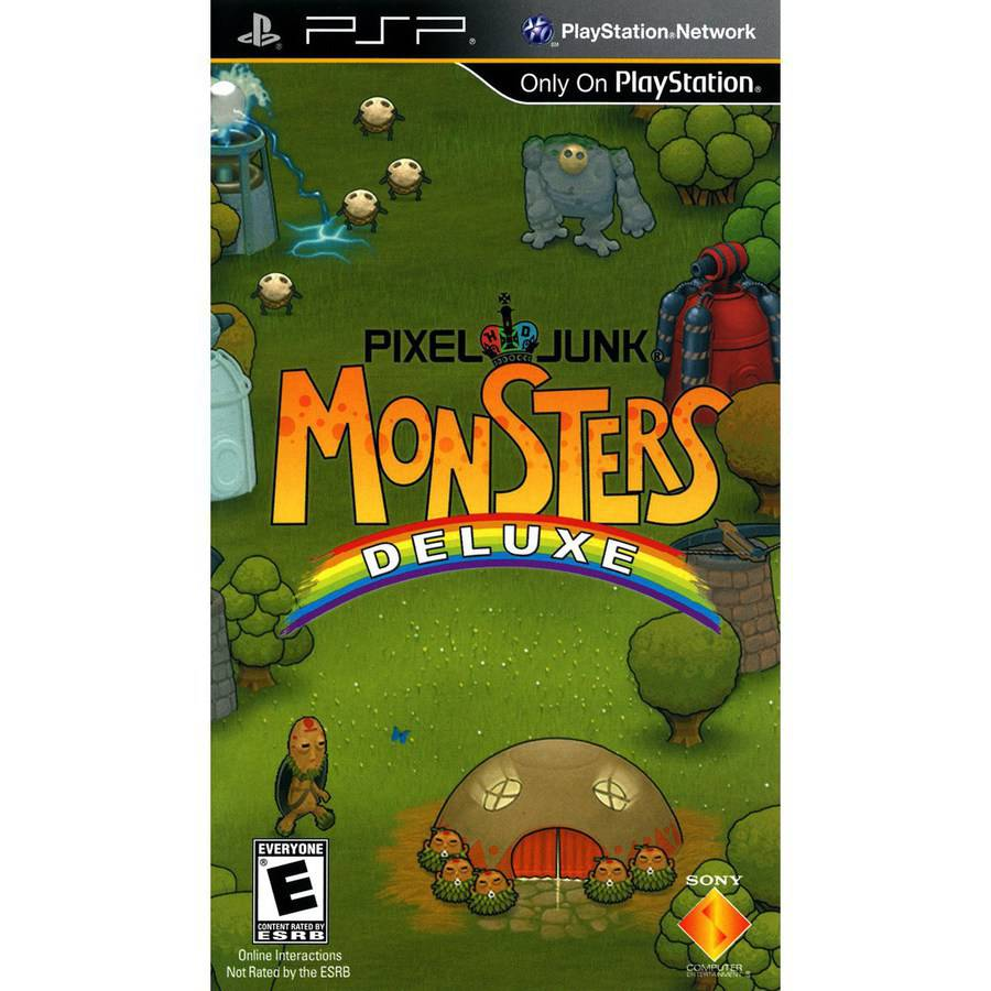 Monsters Deluxe (PSP) - Pre-Owned