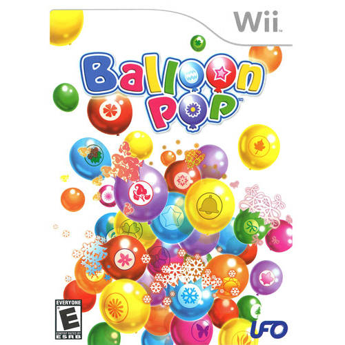 Balloon Pop  (Wii) - Pre-Owned