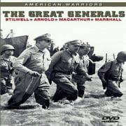 American Warriors: The Great Generals