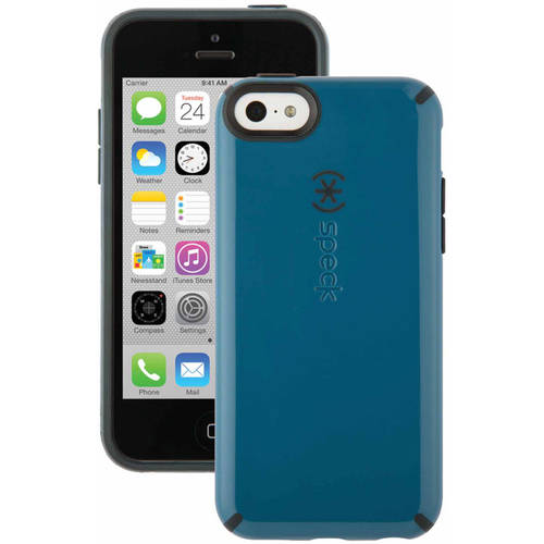 Speck Products CandyShell Case for iPhone 5c    Tahoe Blue/Charcoal Grey