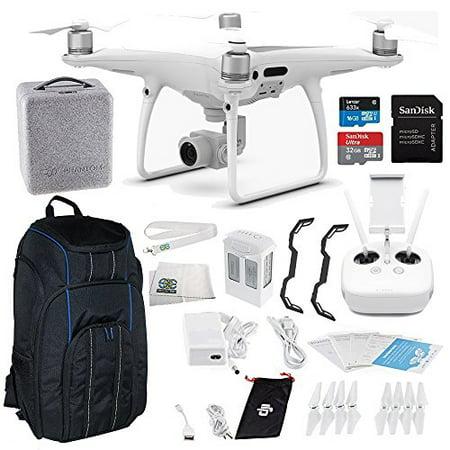 DJI Phantom 4 PRO Quadcopter Starters Pro Backpack Bundle