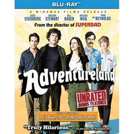 - Adventureland (Blu-ray)