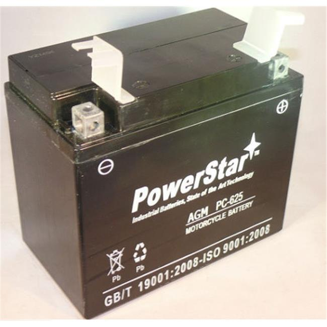 PowerStar PS-625 POWERSTAR-043 Battery For Yamaha All Models 1987-05