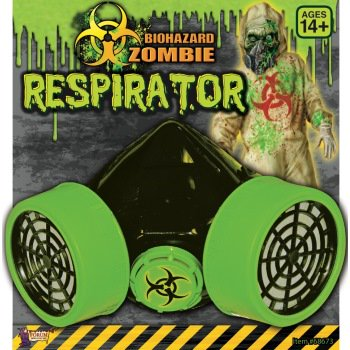 BIOHAZARD RESPIRATOR MASK - Biohazard Respirator Mask