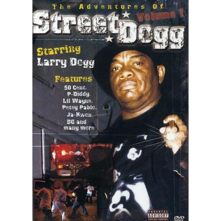 Street Dogg 1 (DVD) (50 Cent Just A Lil Bit Remix)