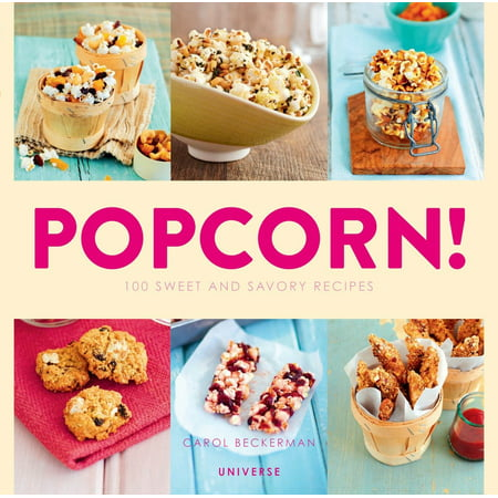 Popcorn! : 100 Sweet and Savory Recipes](Chocolate Covered Popcorn Recipe)