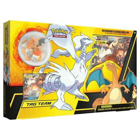Pokemon Reshiram Charizard Gx Box ()