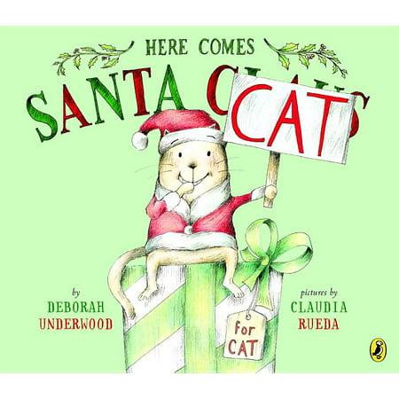 Here Comes Santa Cat (Paperback)