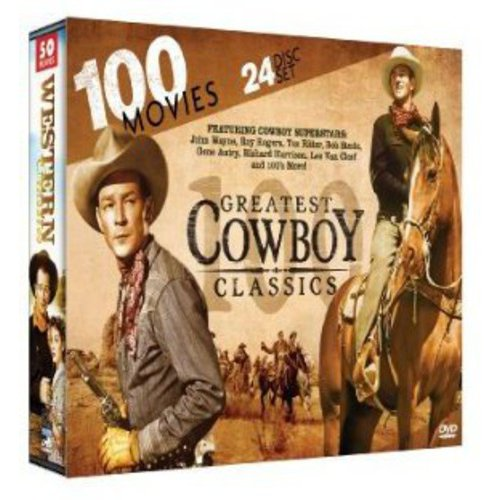 100 Greatest Cowboy Classics (DVD) by