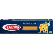 (4 pack) Barilla Pasta Fettuccine, 16 Oz