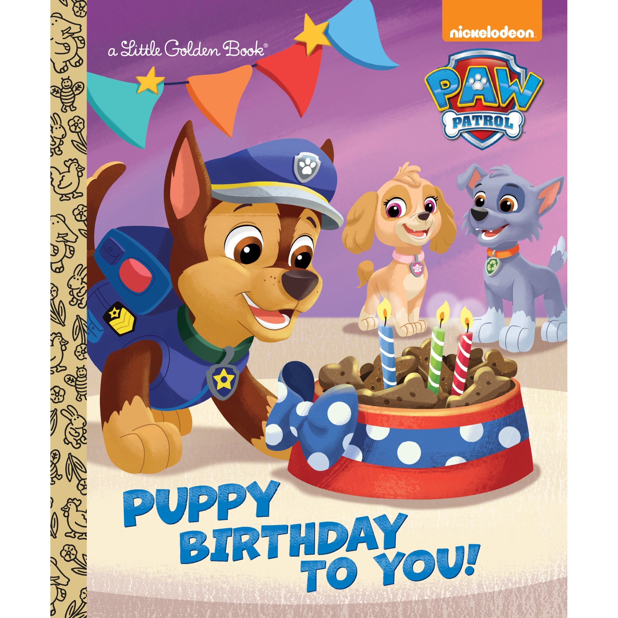 Buy Puppy Birthday To You Paw Patrol Cheapest Nickelodeon Deals