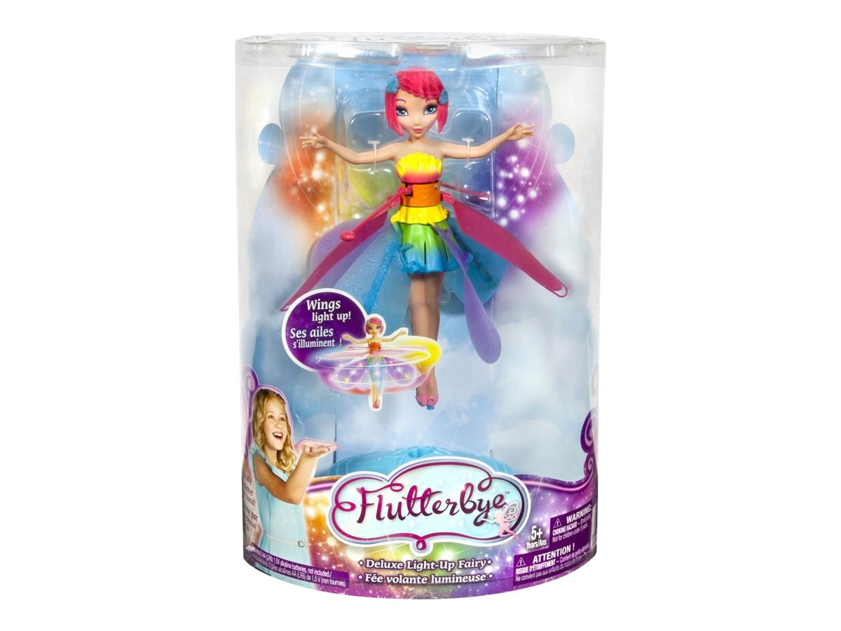 Deluxe Light Up Flutterbye Fairy by Spin Master Ltd