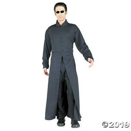 Men's Matrix Neo Costume](Matrix Morpheus Costume)