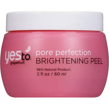 Yes To Grapefruit Pore Perfection Brightening Peel  2 Fl Oz