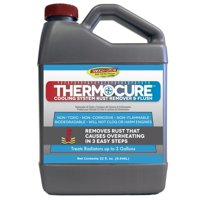 Thermocure Cooling System Rust Remover and Flush, Safely Removes the Rust from Cars Cooling System, 32 oz Bottle