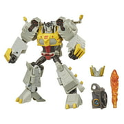Transformers Bumblebee Cyberverse Adventures Deluxe Grimlock Action Figures